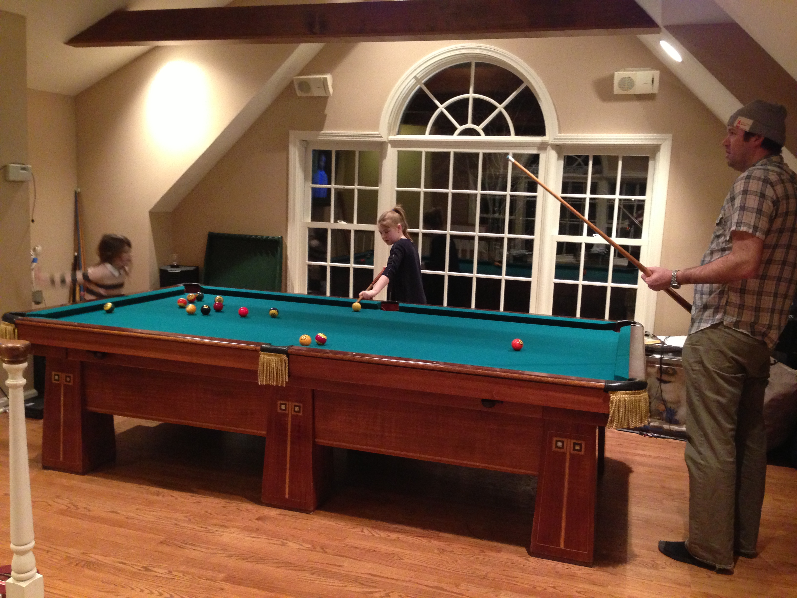 Man Cave With Pool : Styling the man cave living well